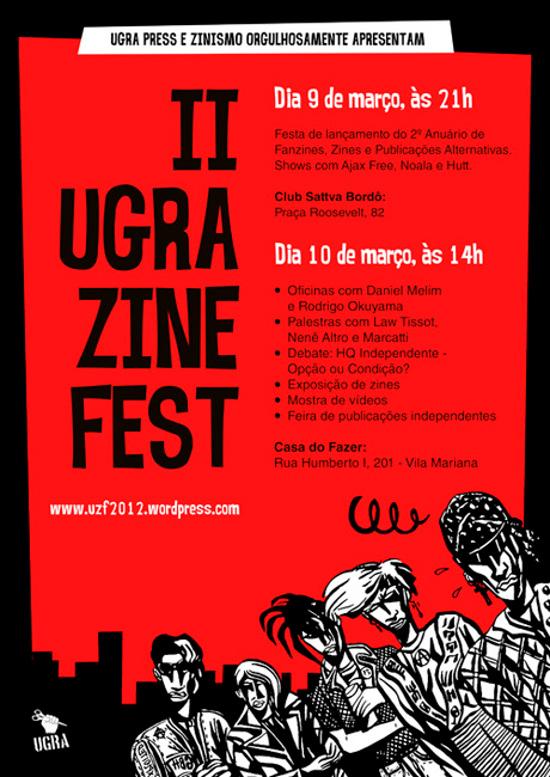 II Ugra Zine Fest